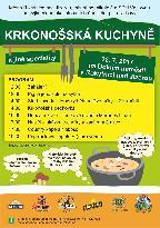 Krkonošská kuchyně a jiné speciality